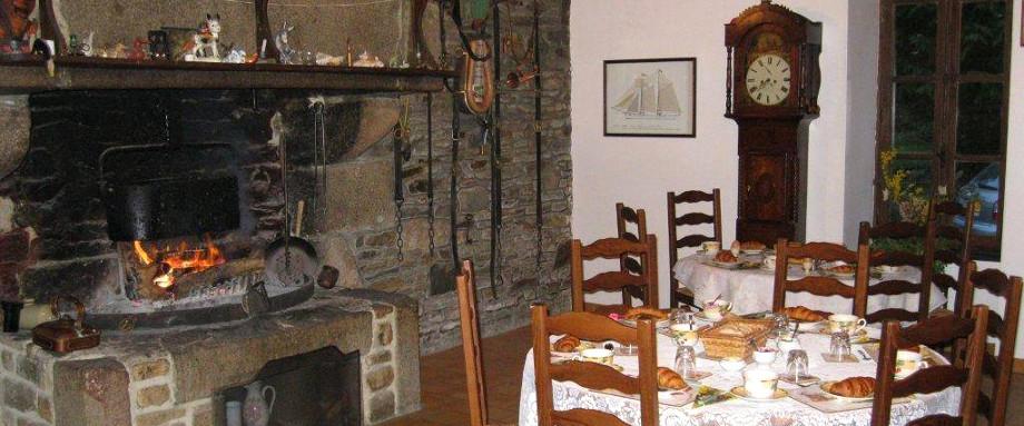 Ferme restaurée du 18ème siècle
