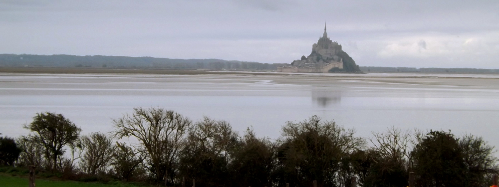 Near Mont Saint Michel